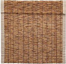 Rideaux en roseau naturel, rideaux en bambou avec