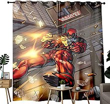Rideaux occultants Deadpool Avengers Movie Comics