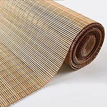 Rideaux, Rideaux en Bambou carbonisé résistant