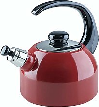 Riess 0543-020 Bouilloire sifflante, Rouge