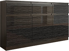 RIGA2 | Commode chambre/salon/bureau Gloss