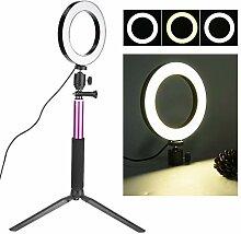 Ring Video Lamp Kit d'éclairage annulaire à