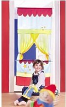 Roba théâtre de marionnettes jaune 424436