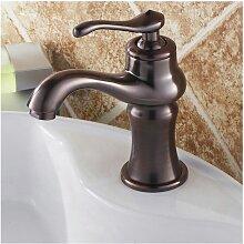 Robinet lavabo mitigeur classique sous forme de
