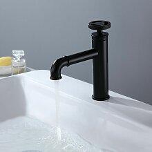 Robinet mitigeur lavabo salle de bain style rétro