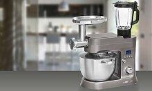 Robot pâtissier multifonctions 4 en 1
