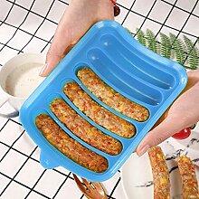 ROBOTSKH Sausage Making Mold - Food Grade Silicone