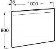 ROCA Prisma Led Miroir 1000 Basic - ROCA A812260000