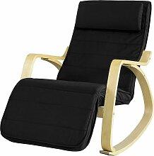 Rocking Chair, Fauteuil à bascule avec