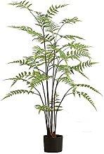 ROM Products Faux Arbre de bonsaï Vert Artificiel