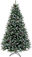 Ronglibai Arbre de Noël Artificiel Décorations