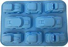 rongweiwang 8 Machines à sous gâteau Moule en