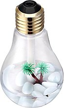 rongweiwang Lampe LED Humidificateur Parfum Huile