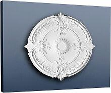 Rosace Décoration de plafond Elément de stuc