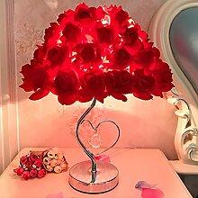 Rose Flowers Creative Table Light,Rose Flower Led