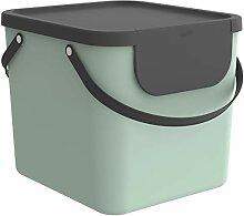 Rotho 1041005114 Albula Boîte de Rangement 40 l