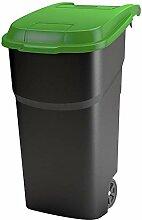Rotho 4510105053 Poubelle de recyclage extérieur,