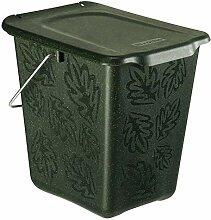 Rotho Greenline Bac à compost de 7L avec