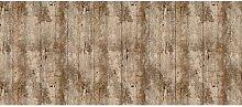 Rouleau adhésif décoratif bois vieilli 2mx45cm