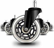 Roulette de roue de remplacement de protection