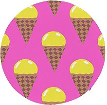 Round Chair Pads for Dining Chairs Colorful Cute