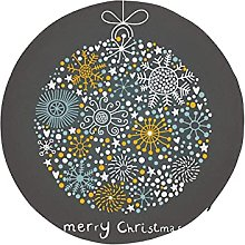 Round Stool Cushion Round Art Ball Memory Foam