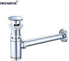 ROVATE – Siphon de vidange d'eau de bassin,