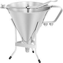 Royal Catering Entonnoir à piston - 2 litres -