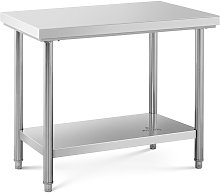 Royal Catering - Table Inox Professionnelle