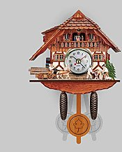 RPLW Créatif Pendule Horloge Quartz,horloges