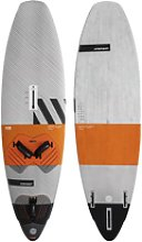 RRD Freestyle Wave LTD Windsurfboard 2020, Volumen