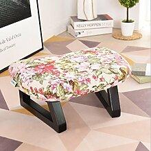 RSWLY Home Fashion Tabouret de canapé en tissu