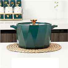 RSWLY Marmite À Soupe En Céramique Pour