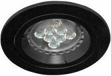 Rt1014 r gu10 auto max50w par16 ip44 noir (DO32505)
