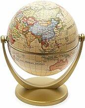 Rtengtunn Globe, Édition Anglaise Vintage Globe