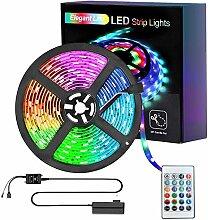 Ruban LED 5 m Bande lumineuse Éclairage Bande