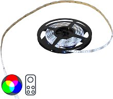 Ruban LED flexible 5 mètres multicolore RGB -