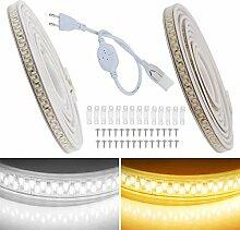 Ruban LED VAWAR 35 m - Blanc froid - 5630 SMD 180