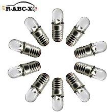 RUIANDSION – ampoules à vis E5 LED,