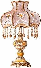 RUNWEI Lampe De Table Chambre Lampe De Chevet