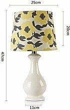 RUNWEI Lampe De Table Lampe De Table en Céramique