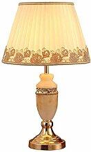 RUNWEI Lampe De Table Linge De Maison Abat-Jour