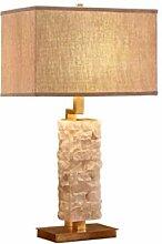RUNWEI Lampe De Table Salon Simple Moderne Lampe