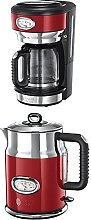 Russell Hobbs 21700-56 Cafetière filtre Retro