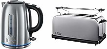 Russell Hobbs Bouilloire 1,7L, Silencieuse,