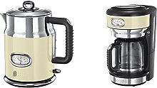 Russell Hobbs Retro Vintage Bouilloire + Russell