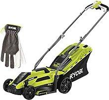 Ryobi Pack Tondeuse électrique 1300W Coupe 33cm