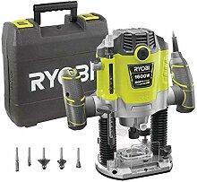Ryobi RRT1600P-K Défonceuse Electrique Contient