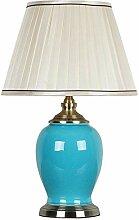 RZSY Lampe De Table Moderne, Abat-Jour De Tambour