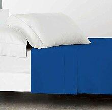 SABANALIA Combina Drap de Dessus Lit 80 cm Bleu